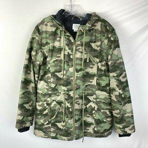 Empire Camouflage Winter Coat/ Jacket Size Medium
